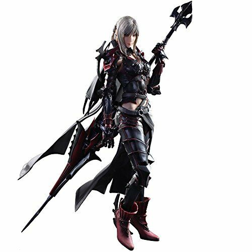 New FINAL FANTASY XV PLAY ARTS KAI  ARANEA HIGH WIND Action Figure
