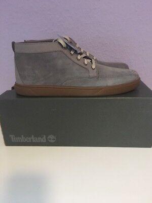 Timberland Chukka Bayham Leather herrensneaker (a19da) Grey Size: choose in Box | eBay