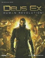 Deus Ex: Human Revolution The Official Guide by Future Press