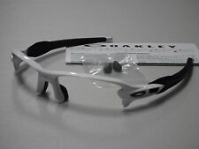 Authentic Oakley Flak 2.0 Polished White Black Sunglasses Frame only OO9188-03