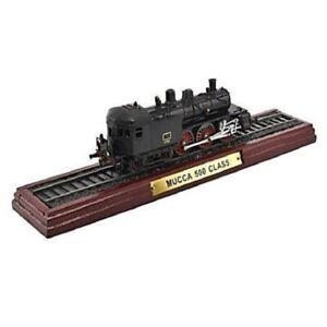 MUCCA-500-CLASS-1-100-Ferrocarril-Locomotora-Atlas-Modelo-estatico