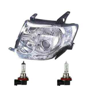 Halogene-Phares-a-Gauche-h11-pour-MITSUBISHI-PAJERO-IV-y-compris-Lampes