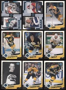 2000-01-UPPER-DECK-LEGENDS-NHL-HOCKEY-CARD-1-TO-135-SEE-LIST