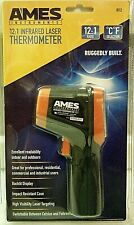 Ames Infrared Laser Non Contact Thermometer Ir12 64310 New Free Ship
