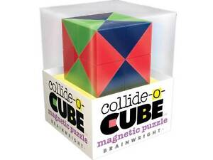 COLLIDE-O-CUBE-MAGNETIC-PUZZLE-BRAIN-TEASER-MIND-NOVELTY-TRICK-MAGIC-TOY-GAME