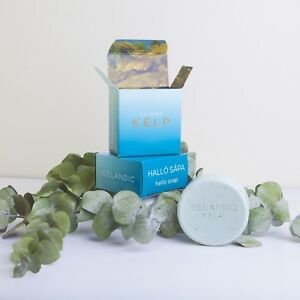 Hallo-Sapa-Hello-Soap-Icelandic-KELP-Soap-4-3oz-bar-FAST-SHIPPING