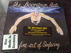 THE-BOOMTOWN-RATS-The-Fine-Art-Of-Surfacing-CD-5-Bonus-Tracks-New-Wave