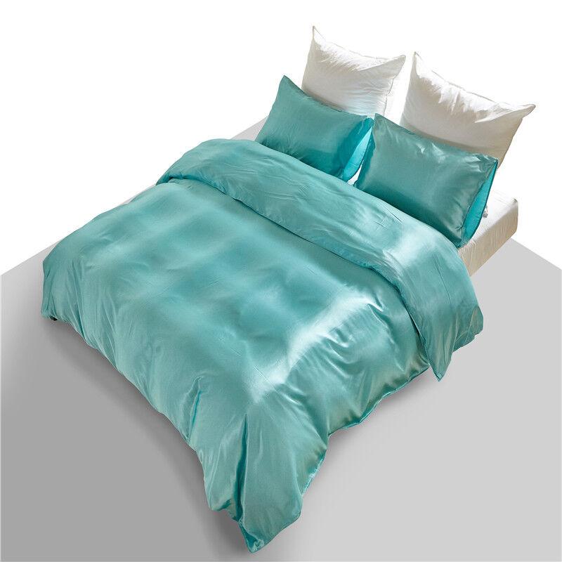 Polyester Bettwäsche Set Heimtextilien Bettbezug Flaches Blatt Kissenbezüge | | | Clearance Sale  5e8484
