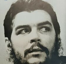 RARE Congo AFRICA 1st Day Issue Poster 40th Anniversary CHE GUEVARA Orig. Stamps
