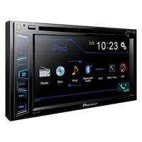Pioneer 2 Din Avh-290bt Dvd/mp3/cd Player 6.2 Bluetooth Backup Camera Ready
