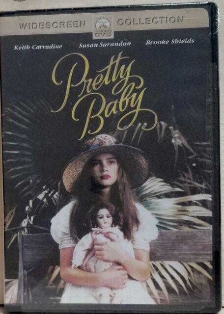 Pretty Baby (Brooke Shields) NTSC, Region 1, Brand New