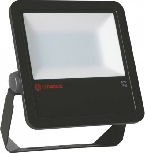LEDVANCE FLOODLIGHT 90 W 3000 K IP65 BK schwarz