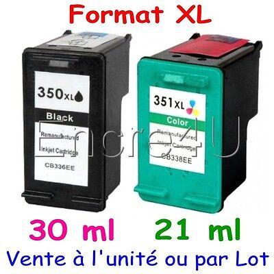 Cartouches d'encre compatibles HP OfficeJet J 5788 5790 ( HP 350 XL HP 351 XL )