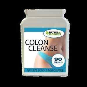90-Colon-Inner-pulizia-disintossicazione-Capsule-Perdita-Peso-Dieta-Dimagrante-pillole-pastiglie