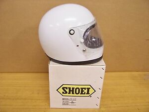 Share vintage shoei helmets can