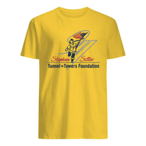 Tunnel to Towers Foundation Yellow T shirt
