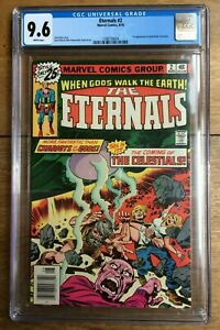 Eternals-2-Marvel-1st-App-Ajak-Arisha-Celestials-1976-CGC-9-6-139758004