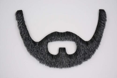 Fake On Bail Beard Novelty Mustaches Self Adhesive