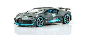 Bugatti-Divo-1-18-Modelo-de-Coche-Maisto-Special-Edition-New