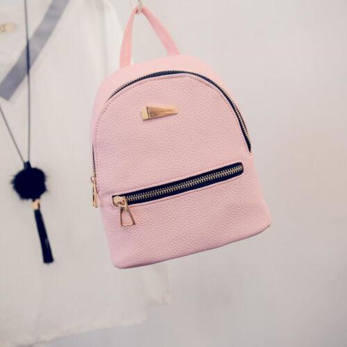 Women Shoulder Bags Female Backpack Zipper Barrel School Girl Travel Casual Bags