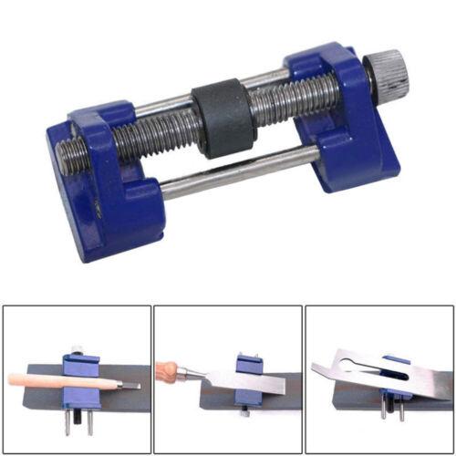 Metal Honing Guide Jig for Sharpening System Chisel Plane Iron Planer Blade c CA