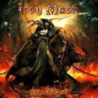 Black as Death by Iron Mask (Vinyl, Dec-2011, 2 Discs, AFM Records)
