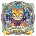 Mystical Cats in Secret Places: A Cat Lover's Coloring Book by Honoel (Paperback / softback, 2016)