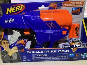 Nerf N-Strike Elite Shellstrike DS-6 New 630509853885   eBay