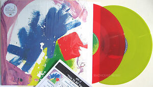 ALT-J-LP-x-2-This-Is-All-Yours-COLOURED-Vinyl-PROMO-Info-Sheet-Inners-SEALED