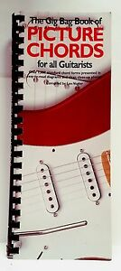 *** The Gig Bag Book Of Picture Chords * Plus De 1000 Accords * Photos Et Schémas ***-afficher Le Titre D'origine