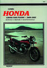 Honda CB900-1100 Fours, 1980-83: Clymer Workshop Manual by Clymer Publications, Ed Scott (Paperback, 1984)