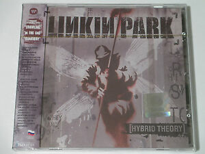 Details About Linkin Park Hybrid Theory Cd Russia Sealed
