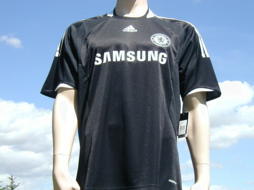 BNWT Rare Adidas Chelsea 20082009 Away Player Issue Short Sleeved Shirt XL
