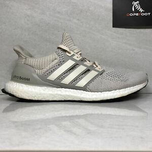 newest collection 65bef 368aa Details about Adidas Ultra Boost Cream Size 12 Chalk 1.0 ltd AQ5559