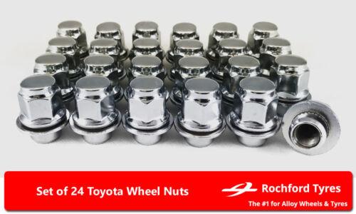 12x1.5 Nuts For Toyota Supra Turbo 93-02 Mk4 Original Style Wheel Nuts 24