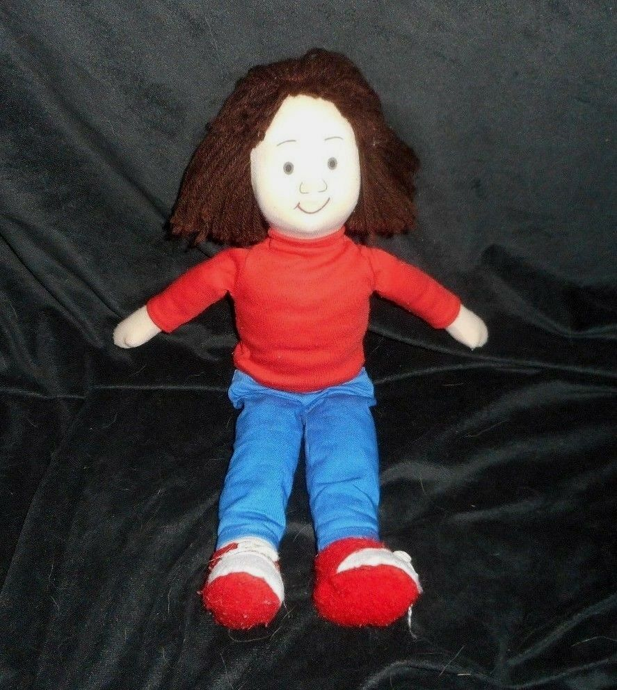 40.6cm Vintage 1985 Ramona Quimby Beverly Cleary Puppe Puppe Puppe Plüschtier Spielzeug 577ce3