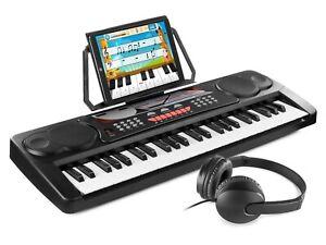 MAX KB8 Clavier électronique pour débutant avec casque audio