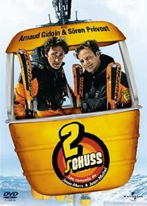 2-schuss-DVD-NEUF