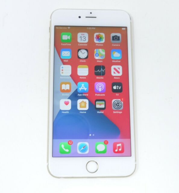 Apple iPhone 6s Plus 16GB Gold A1634 MKTN2LL  - AT&T - Clean ESN