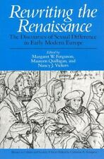 Rewriting the Renaissance : The Discourses of Sexual Difference in Ear-ExLibrary