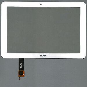 Ricambio-Bianco-Schermo-Touch-Digitizzatore-Obiettivo-Acer-Iconia-Tab-10-A3-A20
