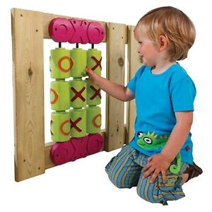 TIC-TAC-TOE-OXO-PLAY-SET-Cubby-House-Accessories-Fort-Playground-Equipment