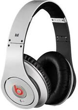 Beats By Dr Dre Studio Wired Headband Headphones White For Sale Online Ebay