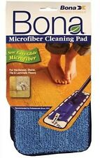 "BONA MICROFIBER CLEANING PAD - 4""X15"" MOP HEAD BonaKemi USA"