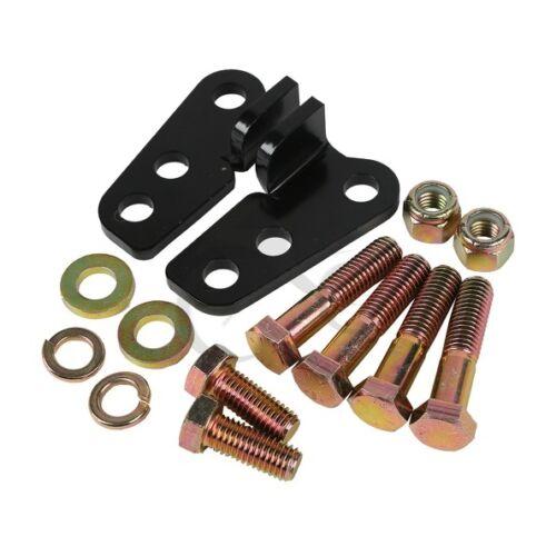 """2/"""" Lowering Kit For Harley Touring Street Glide FLHX FLHT 02-16 Adjustable 1/"""""""