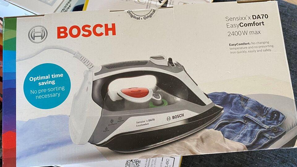 Strygejern, Bosch Tda70