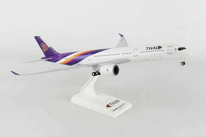 SKR911 Skymarks Thai International (Thailand) A350 Model Airplane
