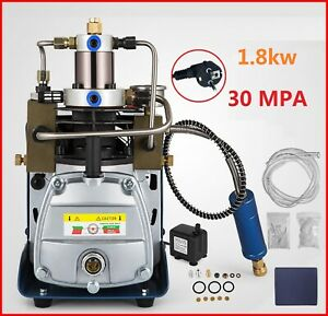 Elektrische-Hochdruckluftpumpe-Kompressorpumpe-30MPA-4500PSI-Air-Pump-EU-Sockel