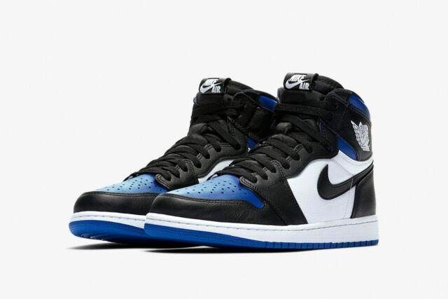 US9.5, 11, 12, Nike Air Jordan 1 Retro High Royal Toes