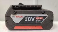 18V Bosch 4.0Ah Li-Ion Battery Mississauga / Peel Region Toronto (GTA) Preview